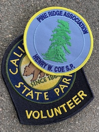 Coe Park Volunteer